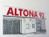 Altona 93 - Eingang