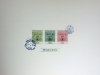350 Jahre Altona - Briefmarken